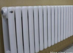双管碳钢暖气片
